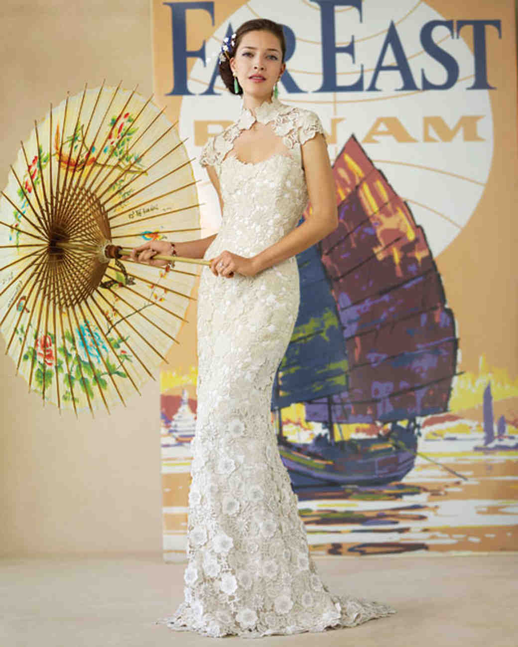 Wedding Dresses Inspired By Global Destinations: Traditional Inspired Wedding Dresses At Websimilar.org