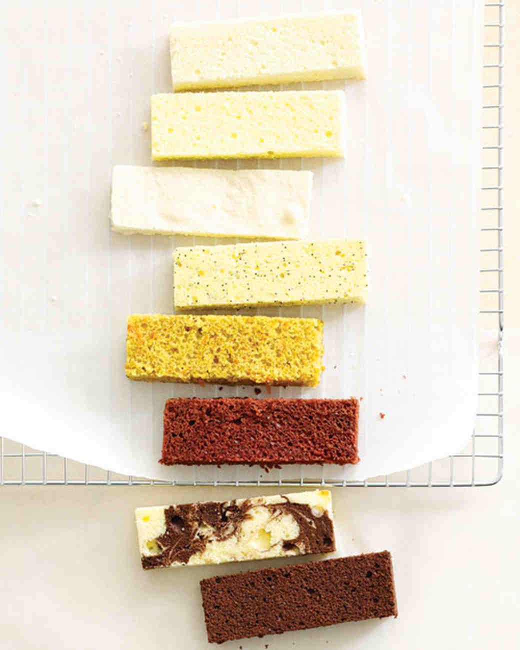 A moist yellow cake recipe