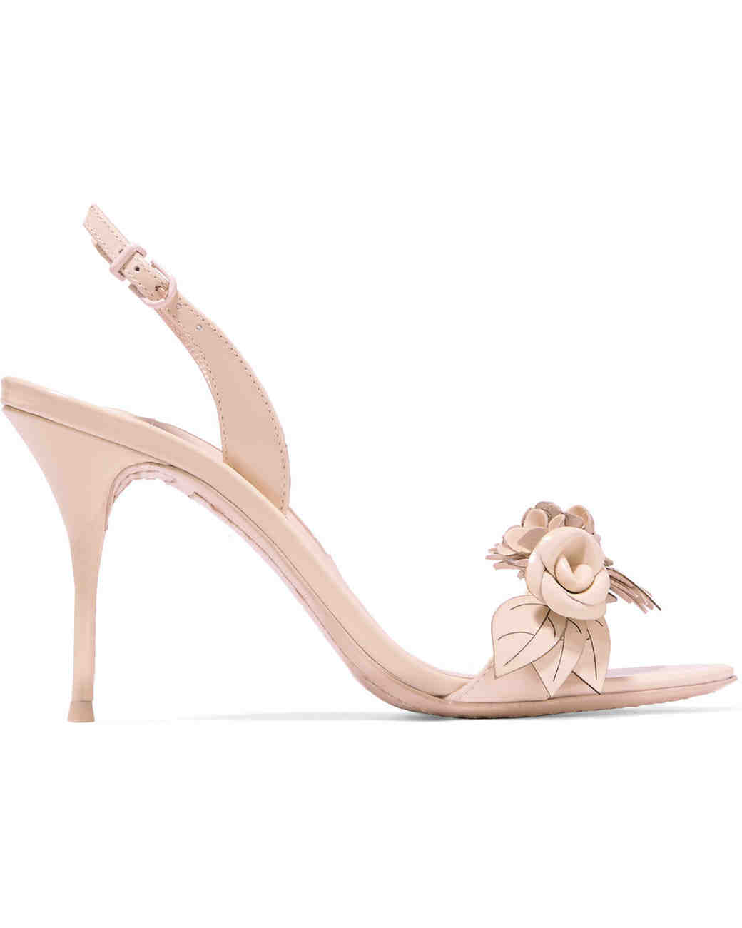 14 Nude Wedding Shoes We Love | Martha Stewart Weddings