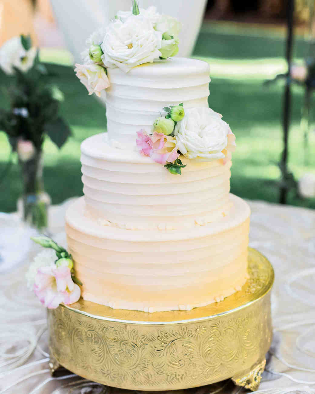 The Prettiest Ombr 233 Wedding Cakes For Couples Who Love