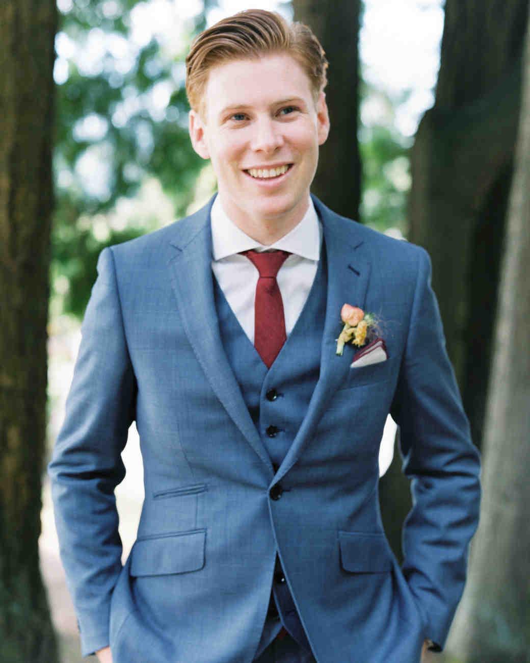 paige matt wedding groom