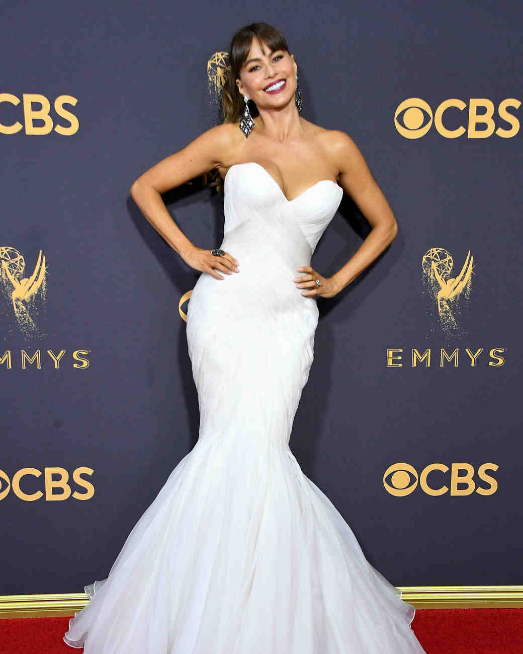 Emmys 2017: The Best Dresses to Inspire Brides-to-Be | Martha ...