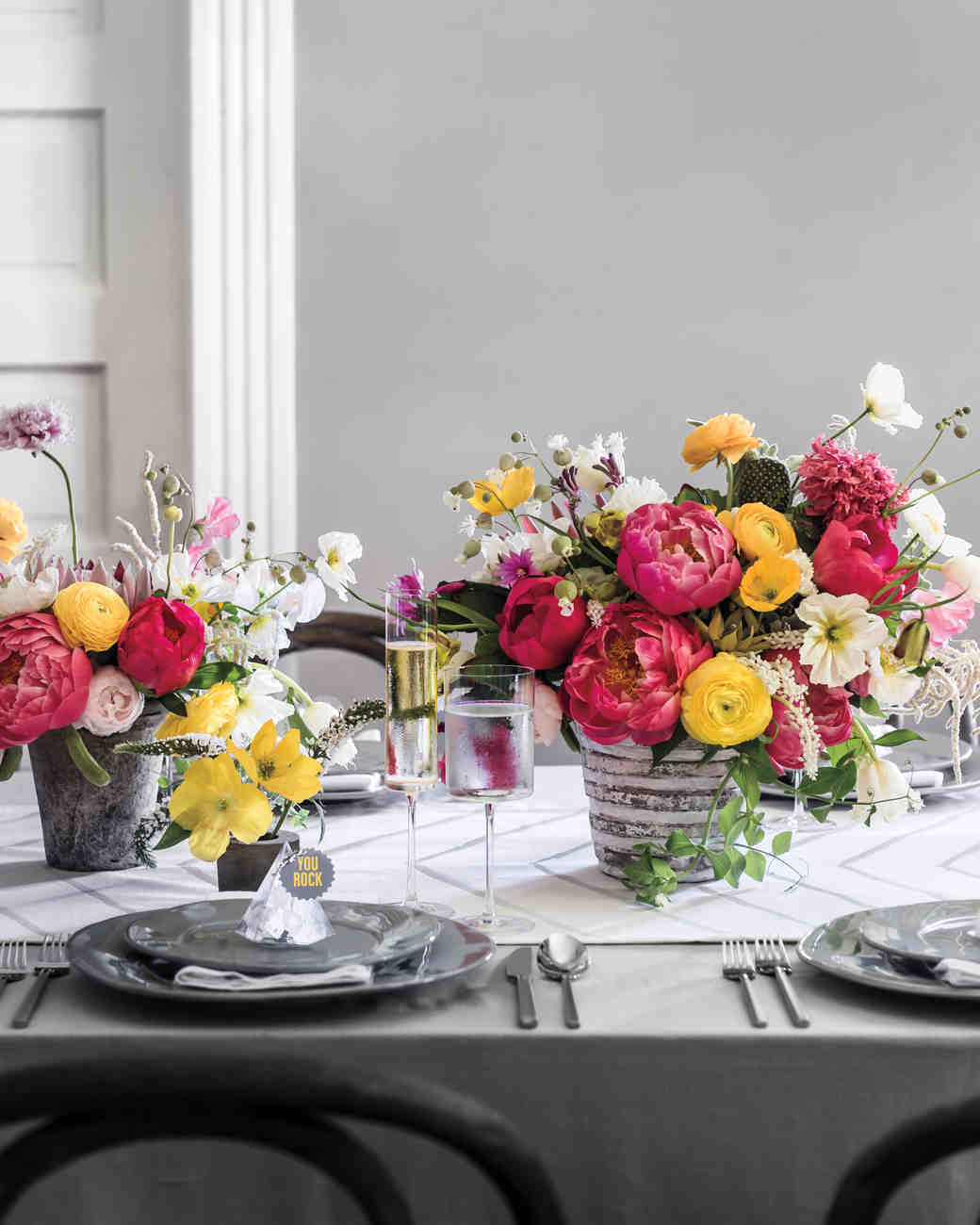 Flower Table Arrangements For Weddings: Spring Wedding Flower Ideas From The Industry's Best