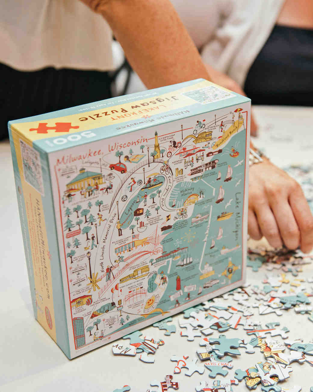 wedding games puzzle