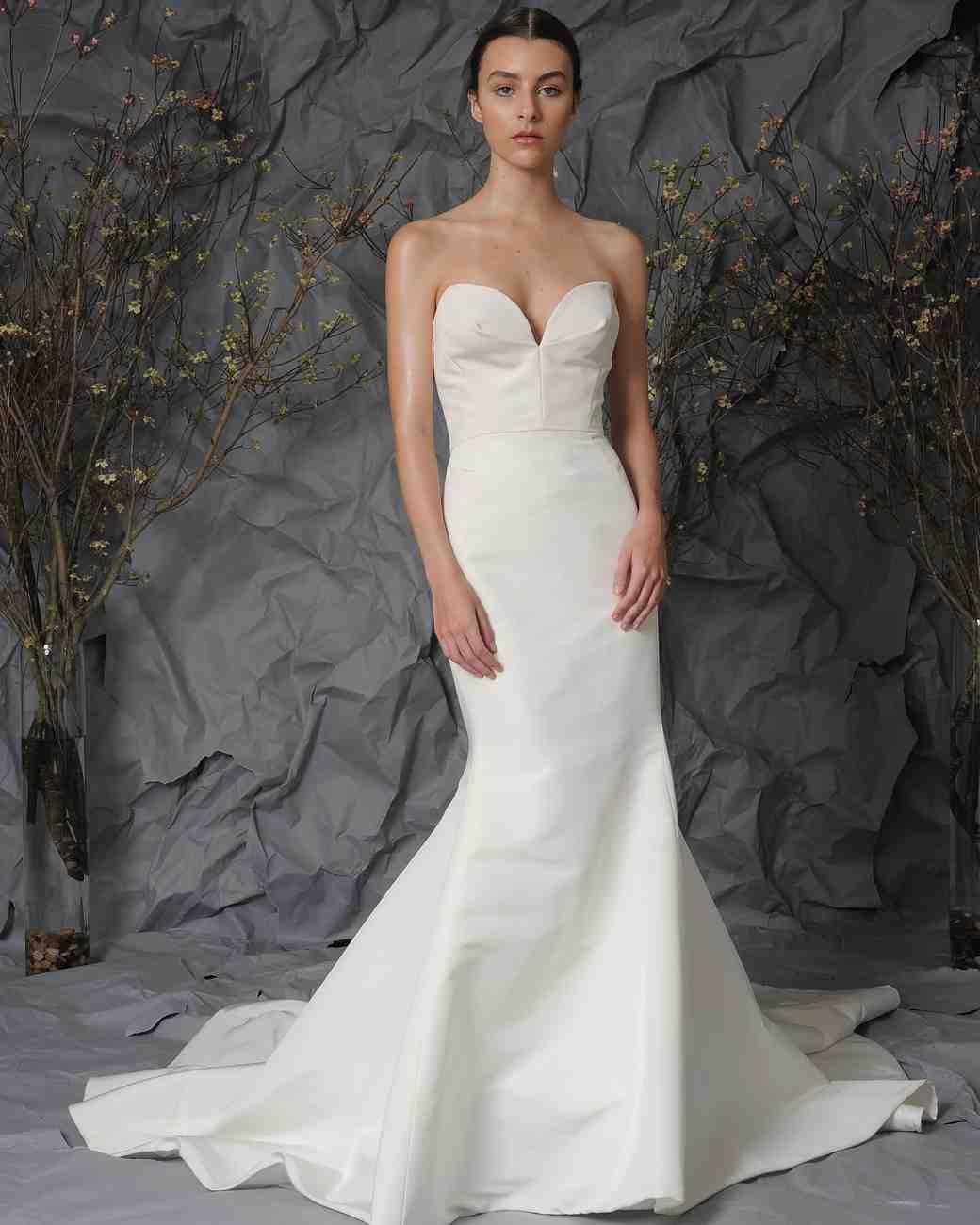 Austin Scarlett Spring 2017 Bridal Show | Martha Stewart Weddings