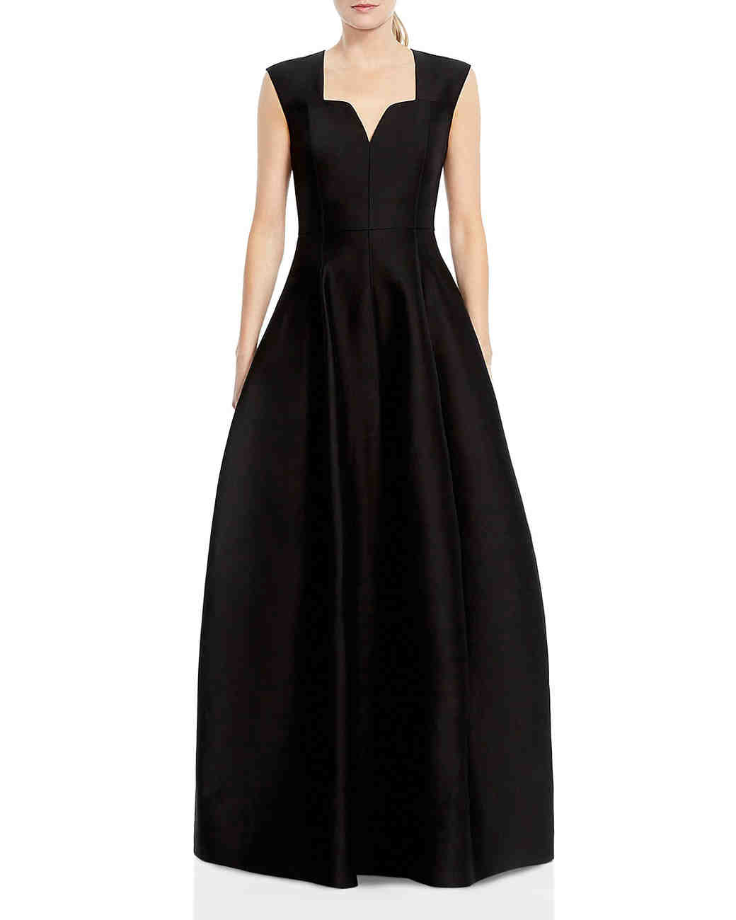 Elegant Black Dresses For The Mothers Of The Bride And
