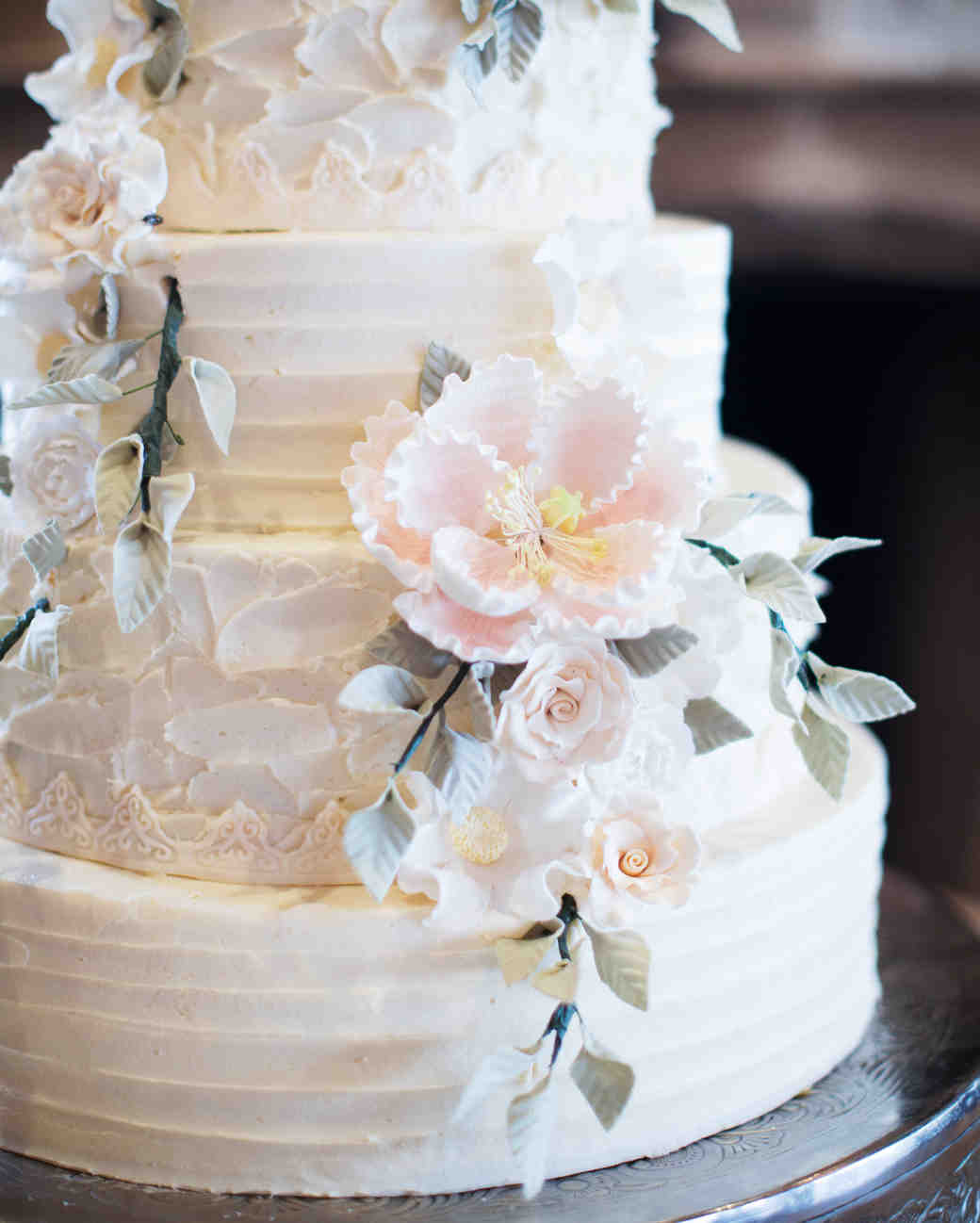 25 Wedding Cake Design Ideas That Ll Wow Your Guests Martha