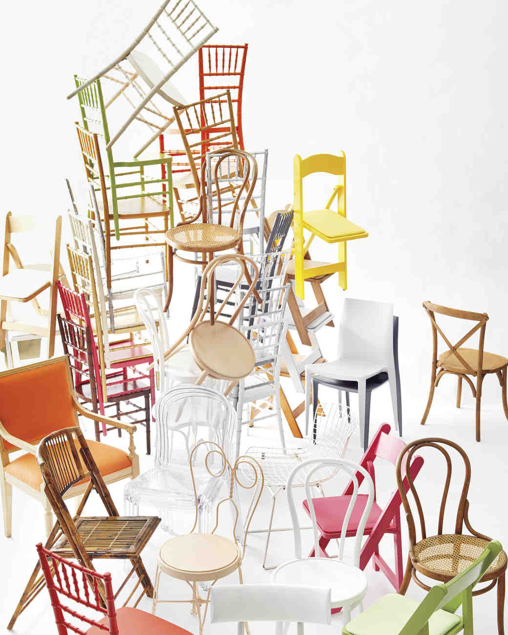 Wedding Chair Styles, Decoded