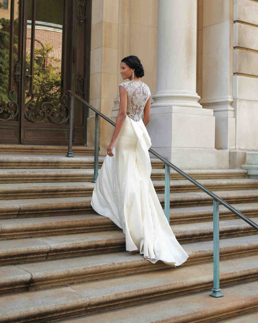 Modern Wedding Dresses | Martha Stewart Weddings
