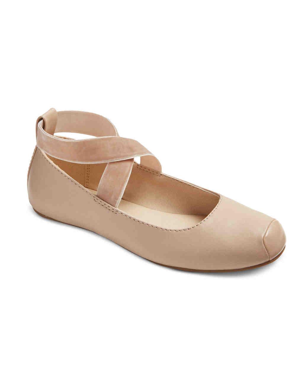 ballet shoes flower girl