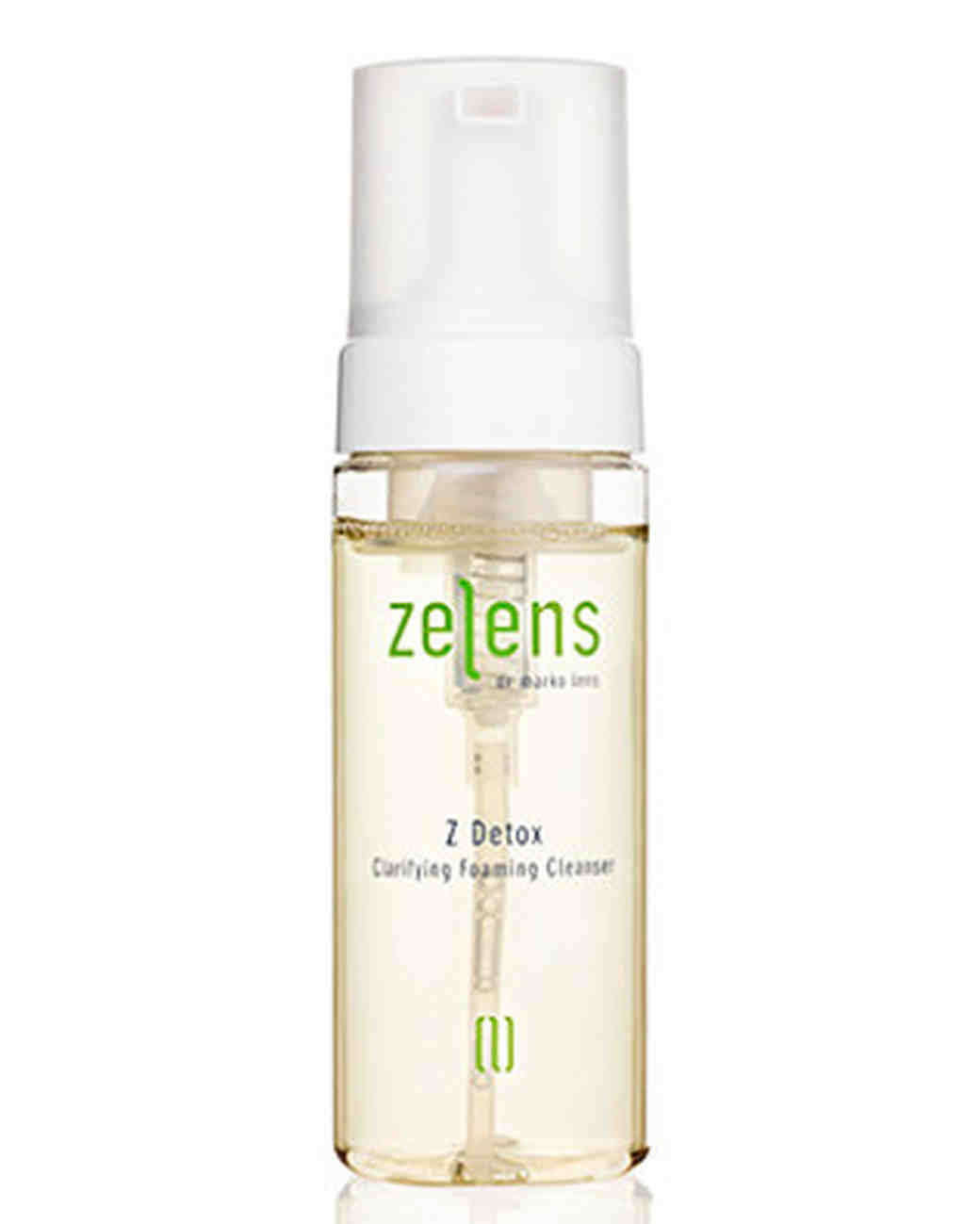 zelens z detox clarifying foaming cleanser