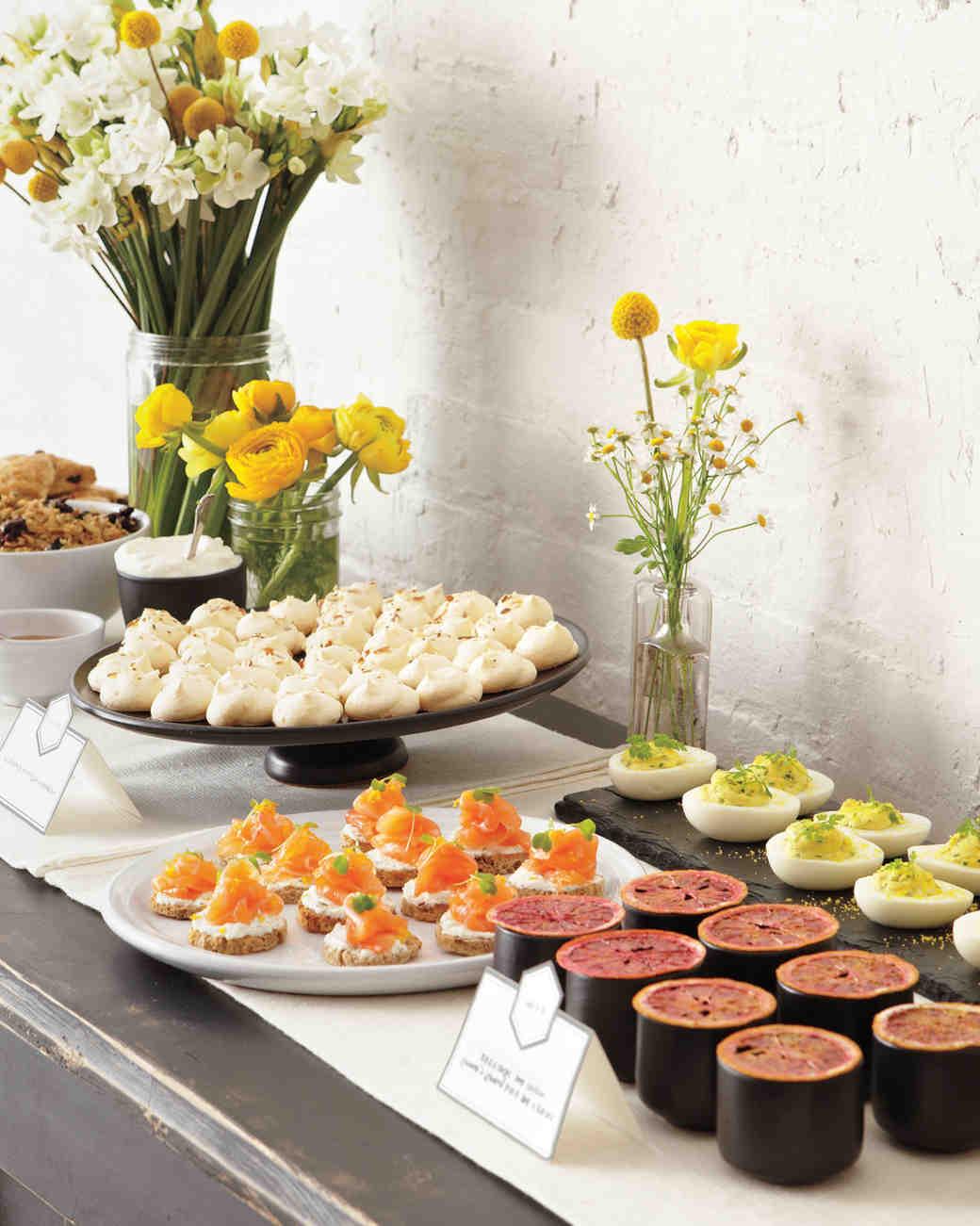 Wedding Shower Ideas Part - 40: Martha Stewart Weddings