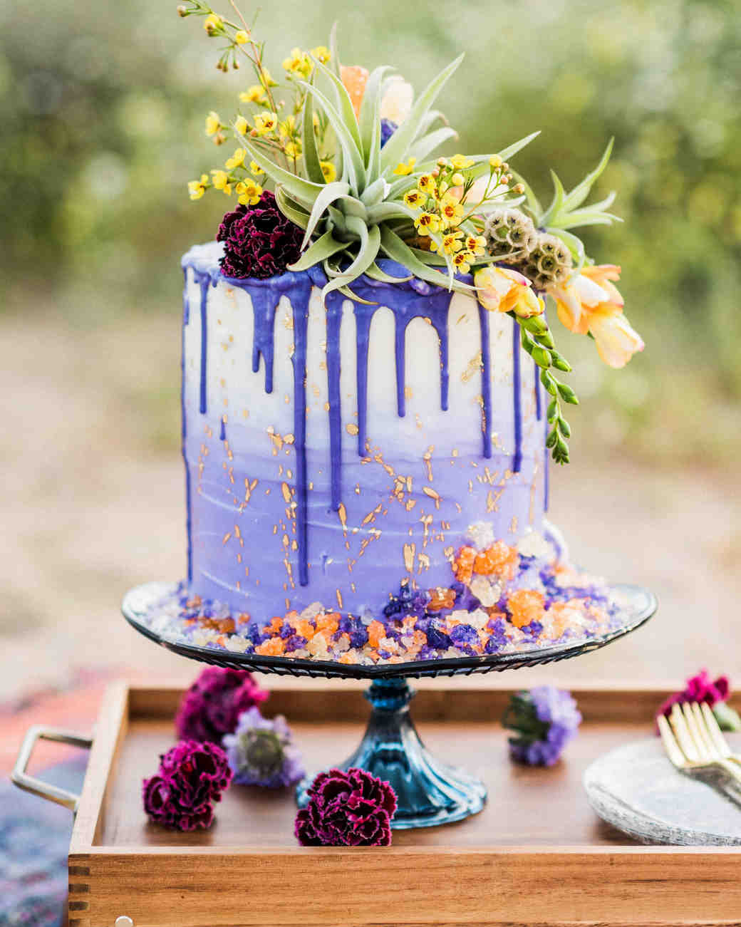 ombre cakes julie shuford
