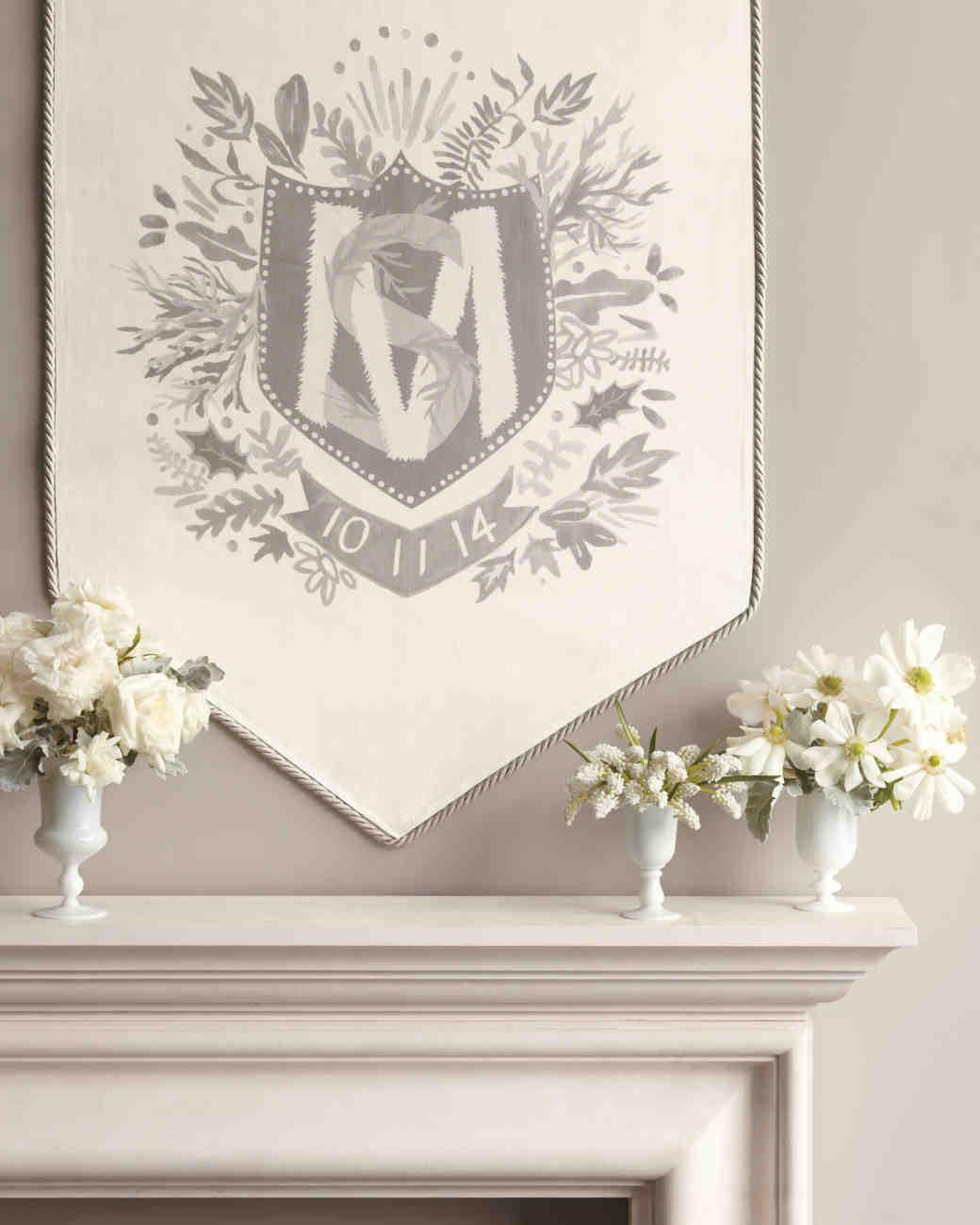 Good Things For Wall Decor Martha Stewart Weddings