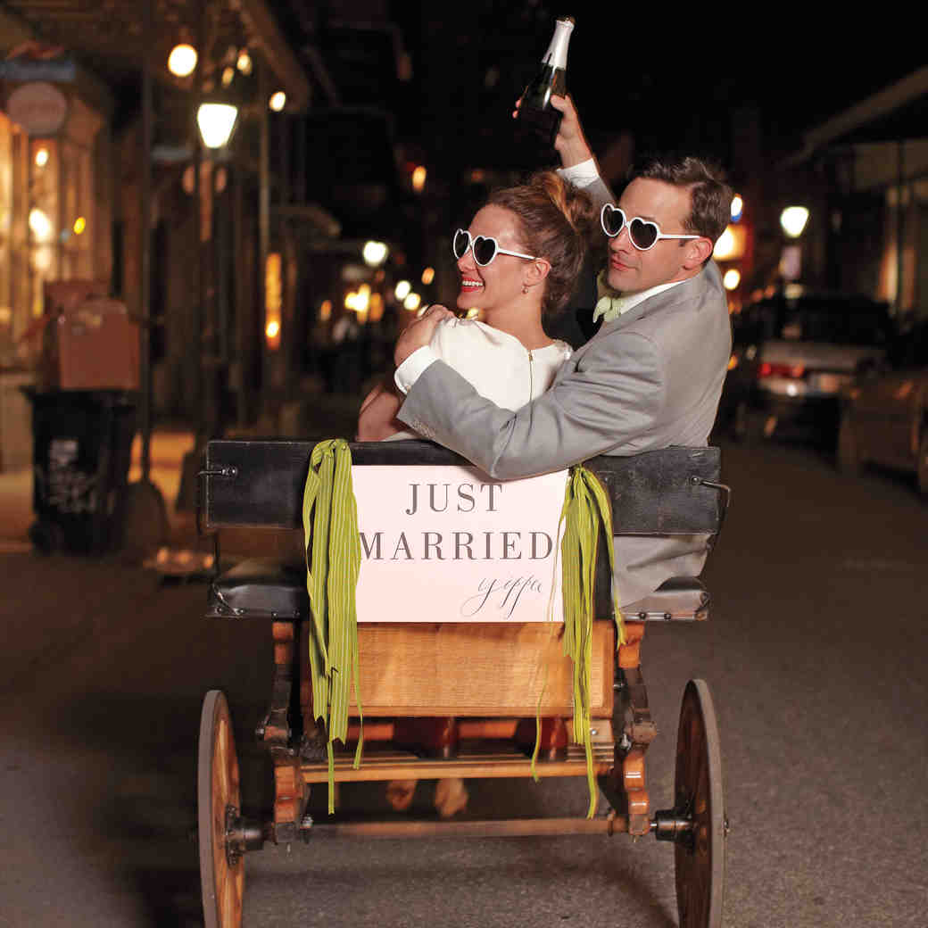 The Dos and Dont's of Wedding Transportation