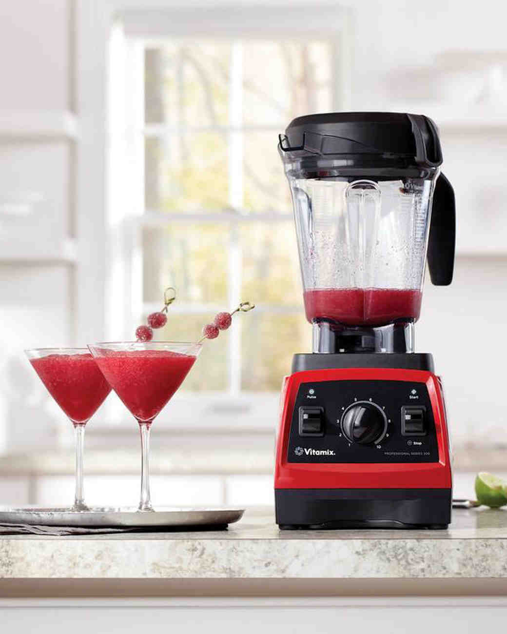 pop of color vitamix zola