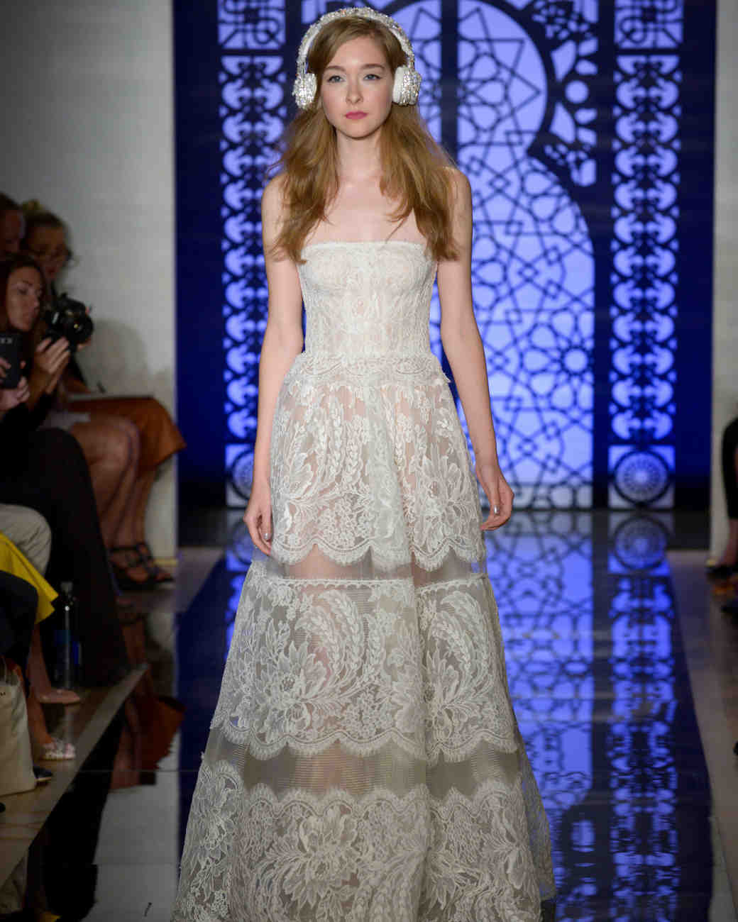 Reem Acra Fall 2016 Wedding Dress Collection | Martha Stewart Weddings