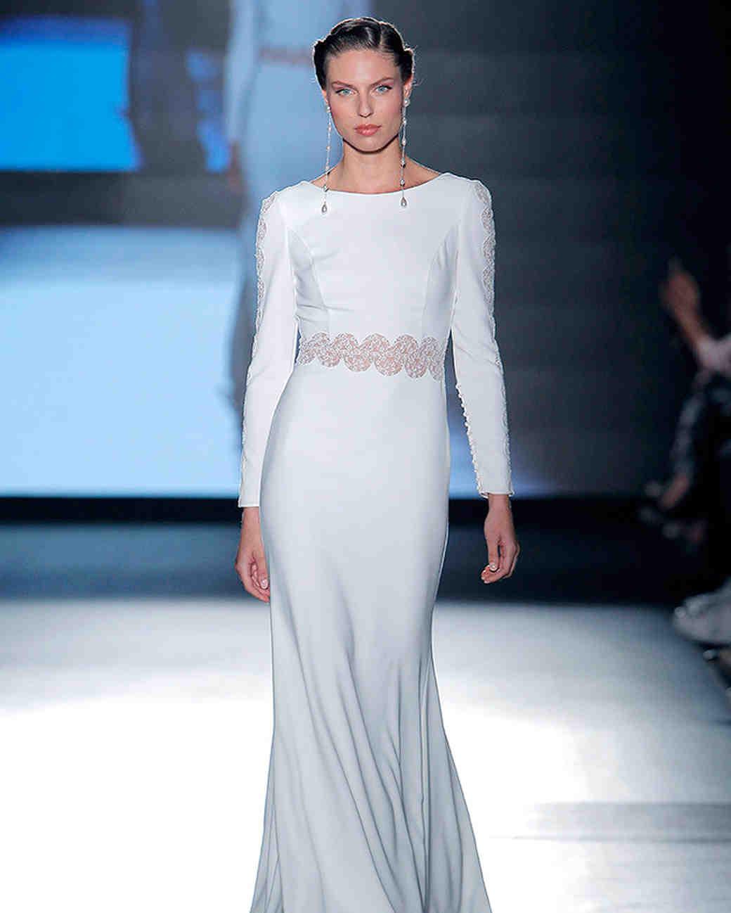 Meghan Markle\'s Wedding Dress: Get the Look | Martha Stewart Weddings