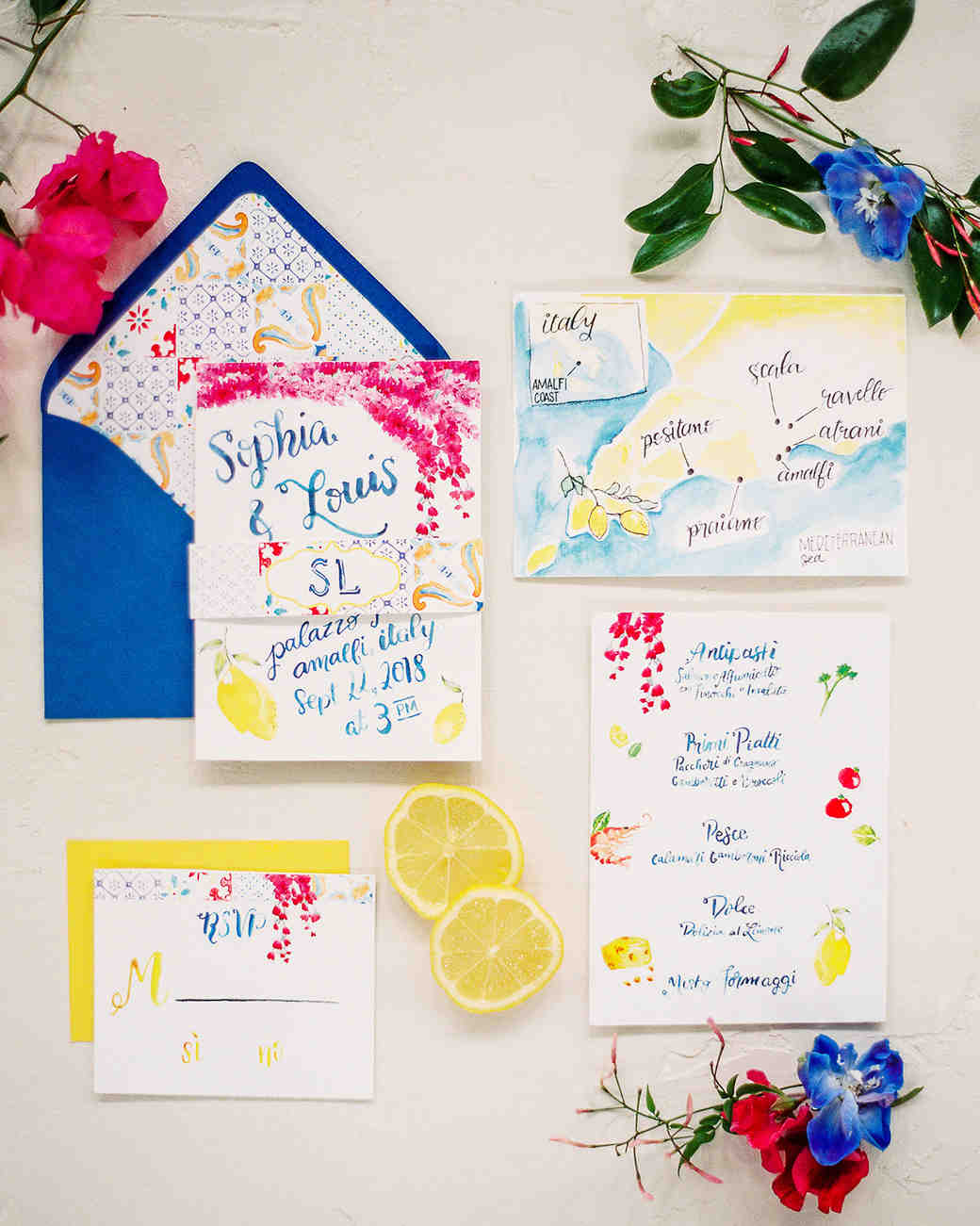 Colorful Wedding Invitation: Spring Bird Themed Wedding Invitations At Reisefeber.org