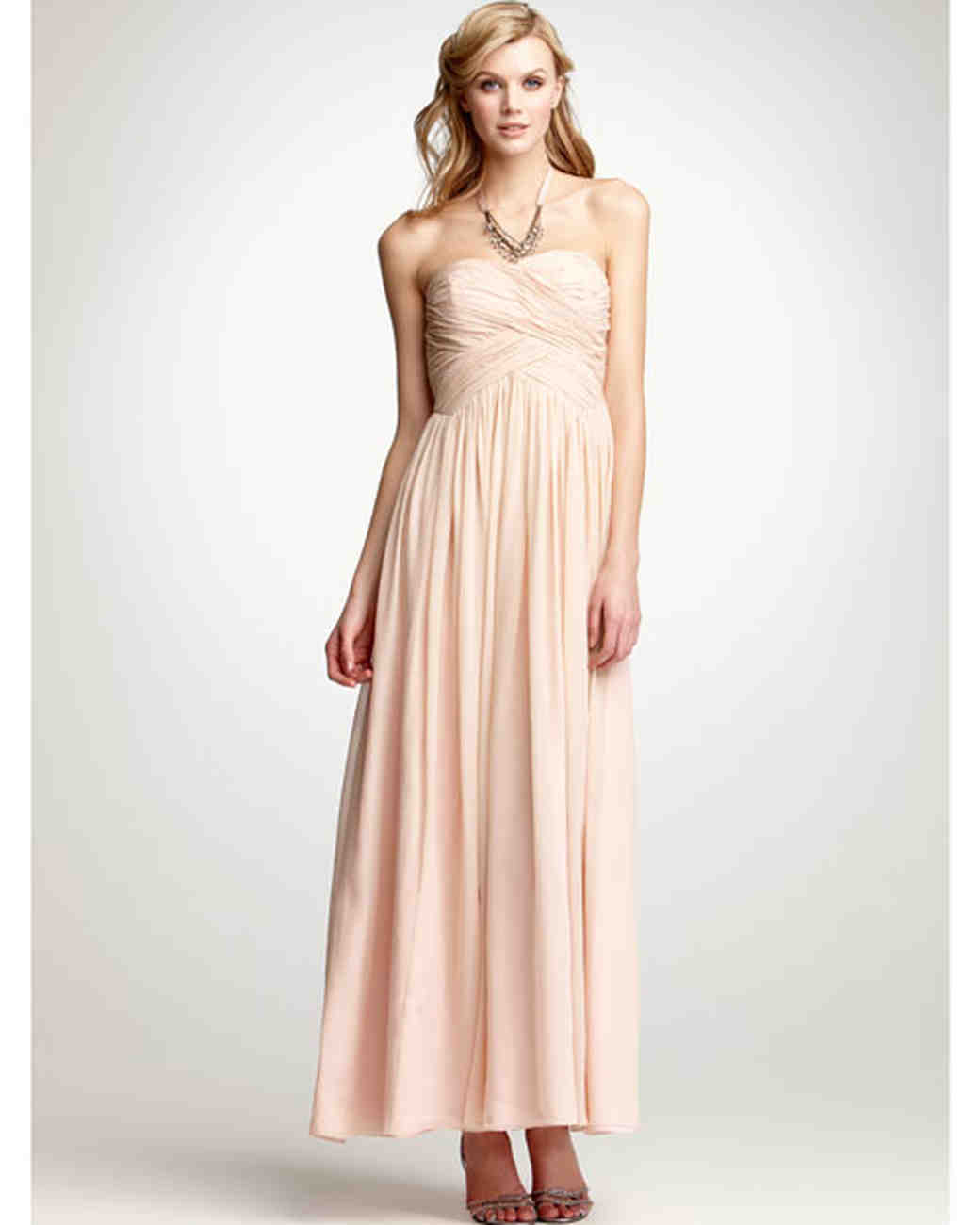Bridesmaid dresses for beach weddings martha stewart weddings junglespirit Choice Image