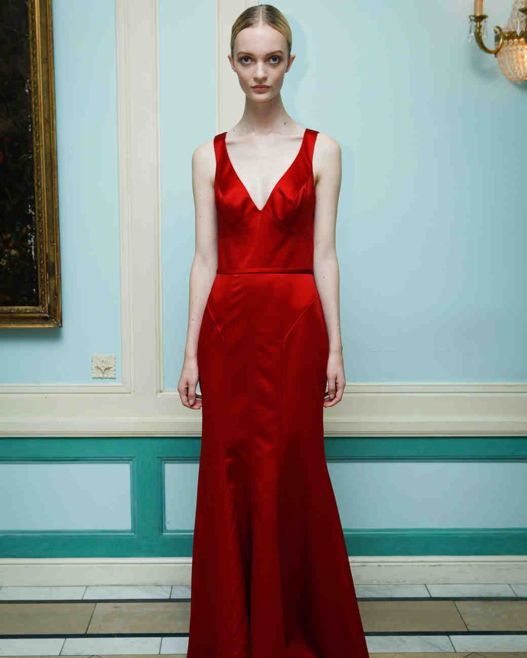 Truly Zac Posen Fall 2016 Wedding Dress Collection | Martha Stewart ...