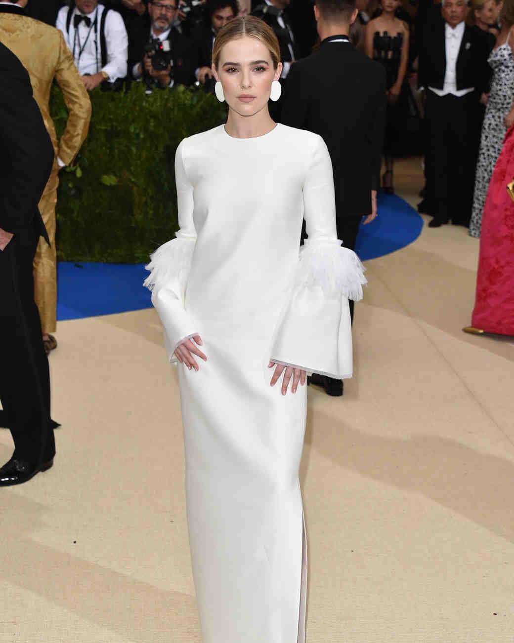 Zoey Deutch Met Gala 2017 Dress