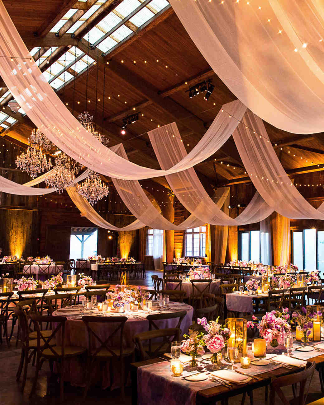 11 Clever Ways To Elevate Your Barn Wedding Martha