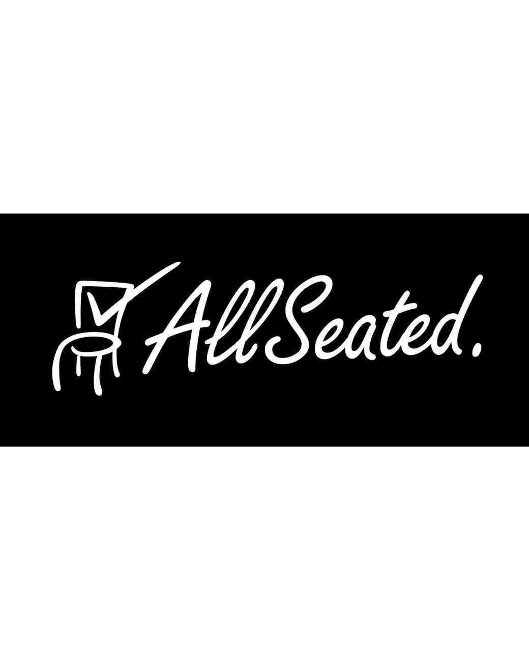 all seated logo