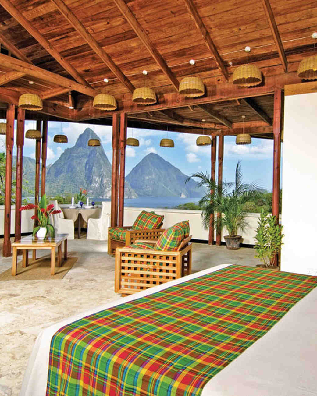 Travel to St Lucias Jade Mountain for Your Wedding in Paradise