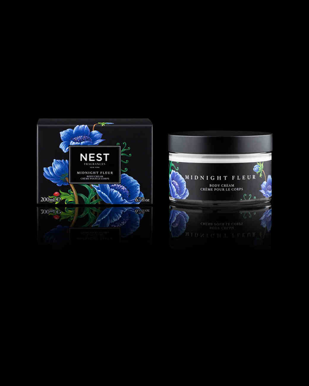 body cream nest passiflora