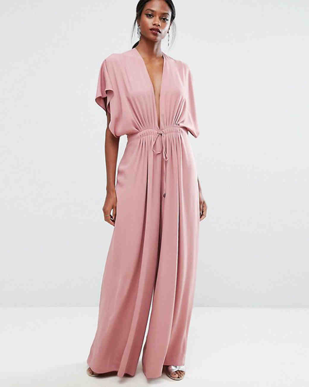 26 Chic Bridesmaid Jumpsuits | Martha Stewart Weddings