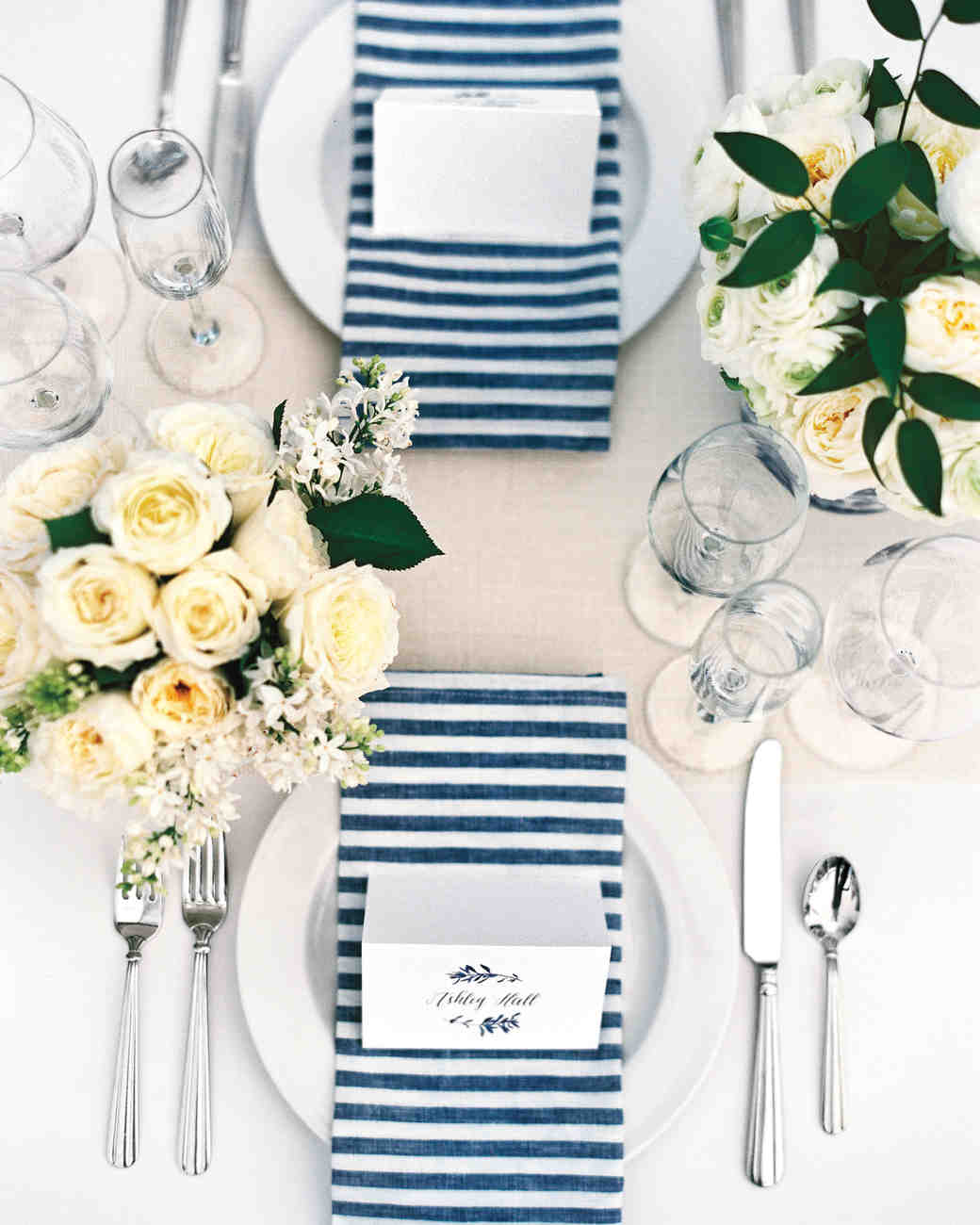 sc 1 st  Martha Stewart Weddings & 18 Creative Ways to Set Your Reception Tables | Martha Stewart Weddings