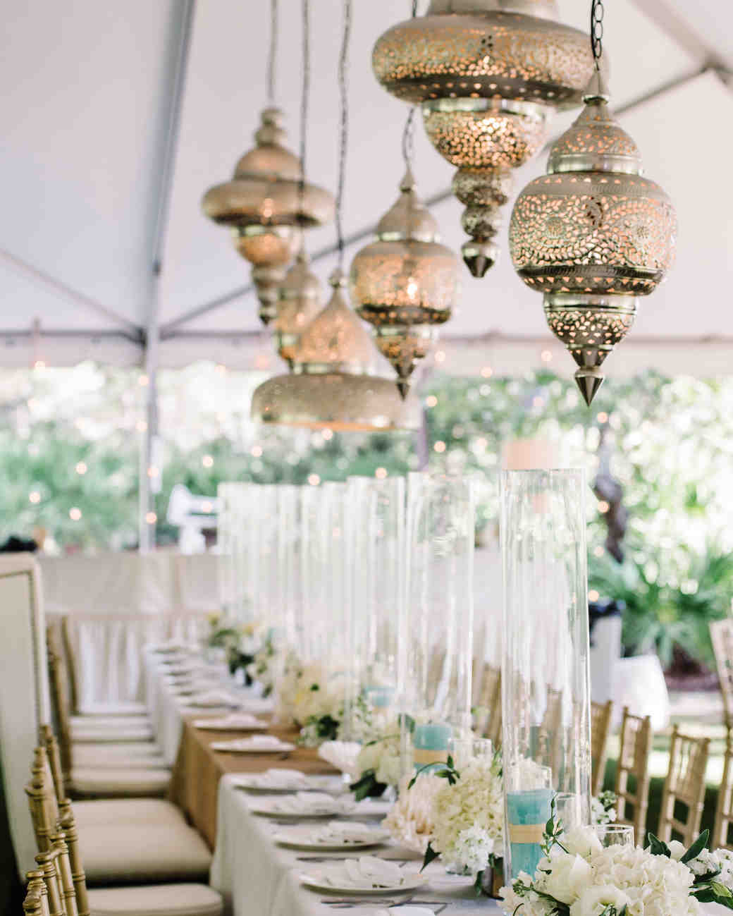 wedding chandelier moroccan inspired metal fixtures
