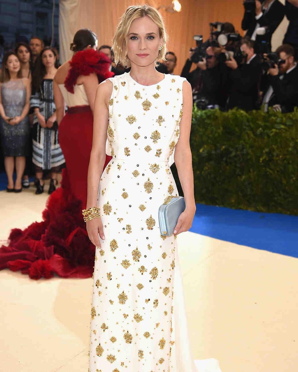 Diane Kruger Met Gala Dress 2017