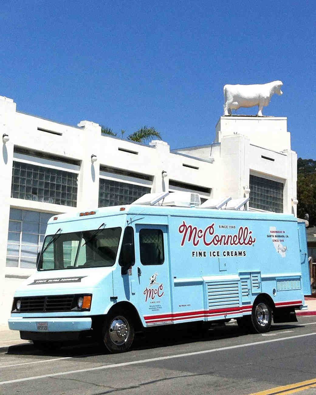 McConnell's Ice Cream Truck