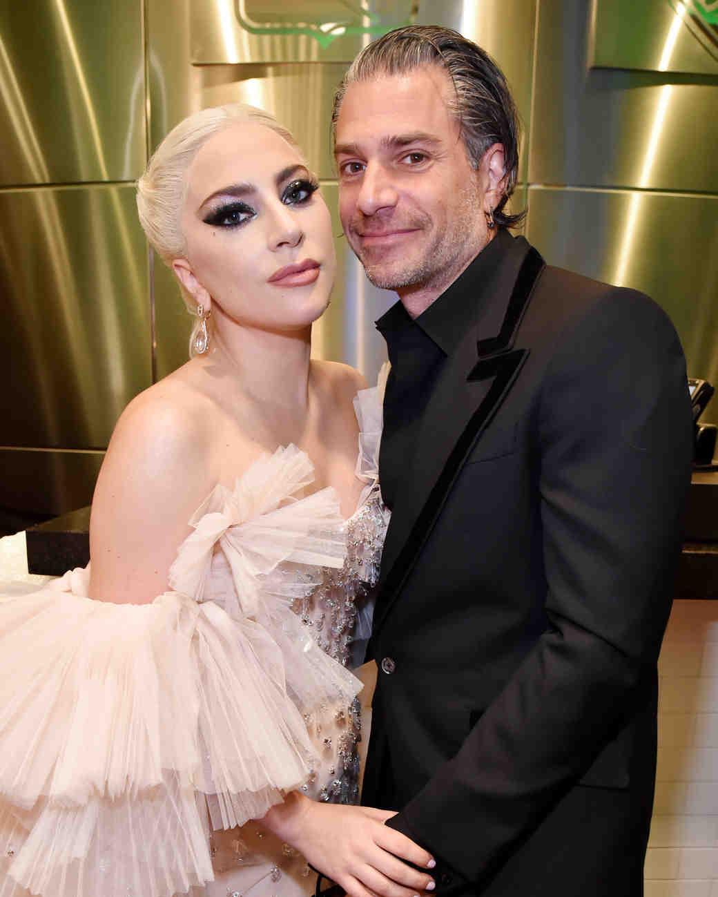 lady gaga and fiancé christian carino