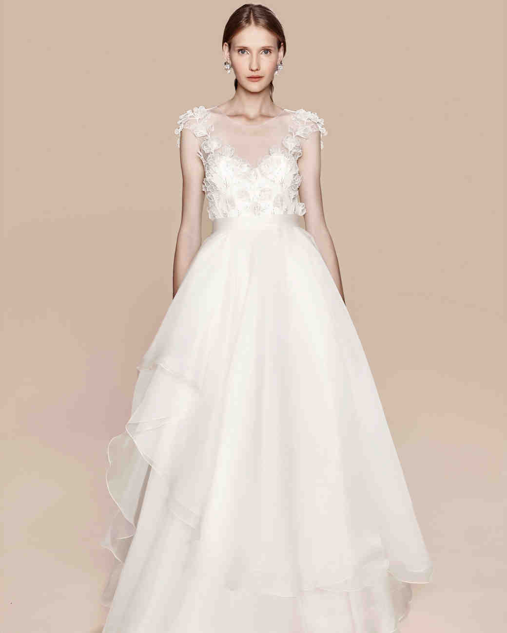 Marchesa Spring 2017 Wedding Dress Collection: Exclusive First Look: Marchesa Notte Fall 2017 Wedding