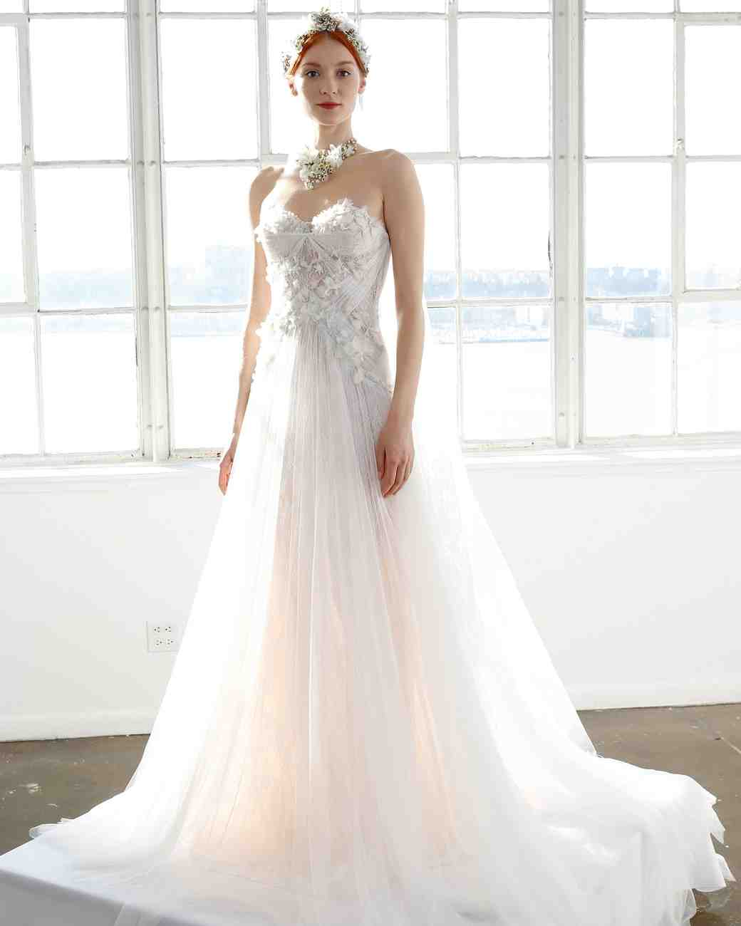 Marchesa wedding dresses images