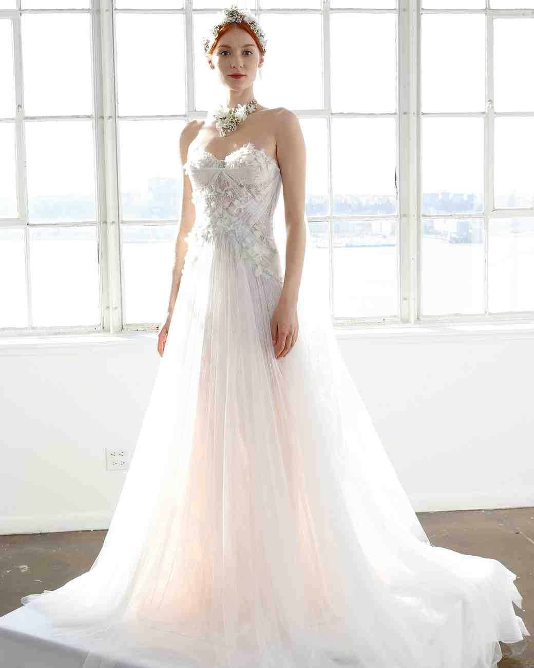 Marchesa wedding dresses images