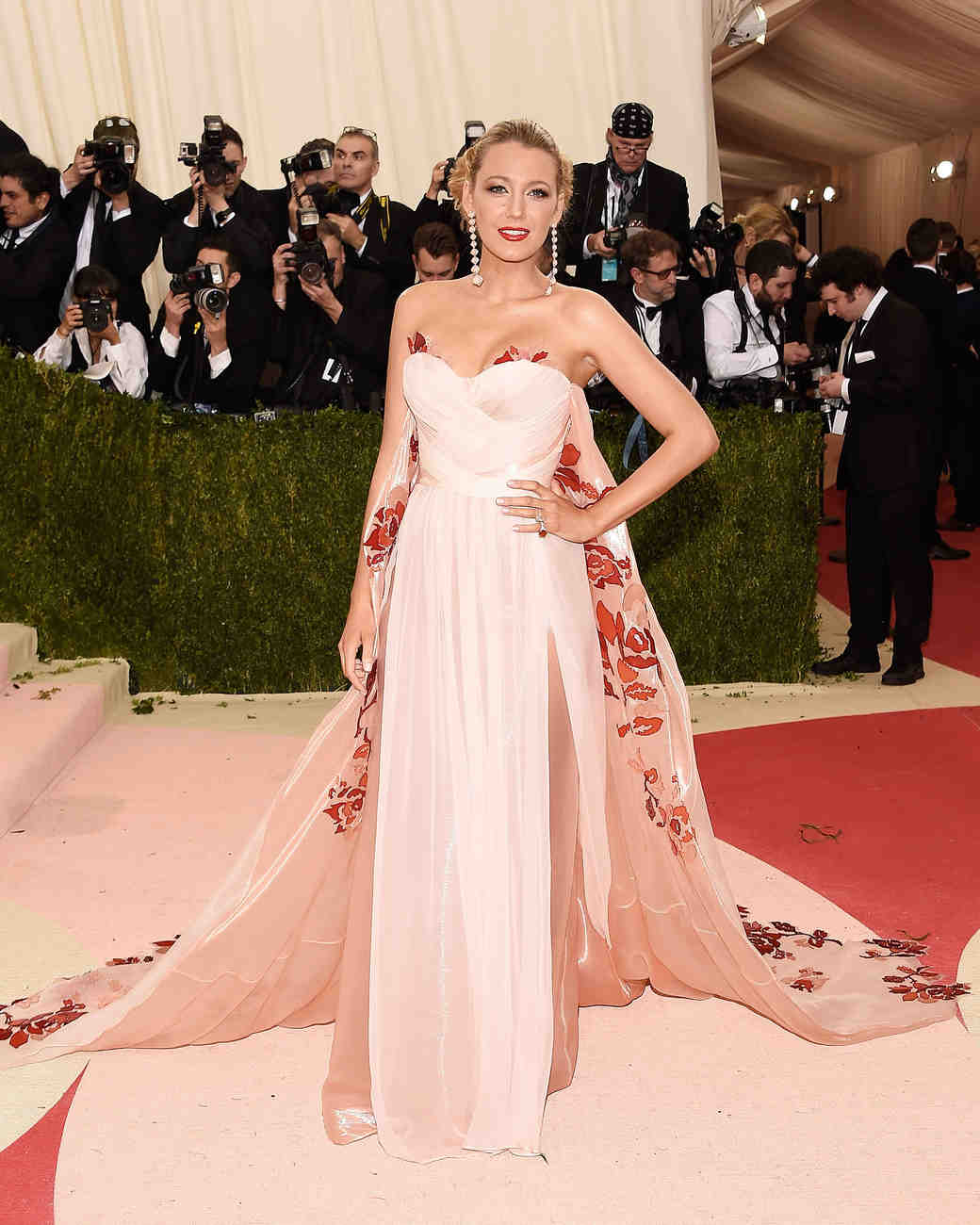 Blake Lively Wedding: The Best Bridal Looks From The 2016 Met Gala