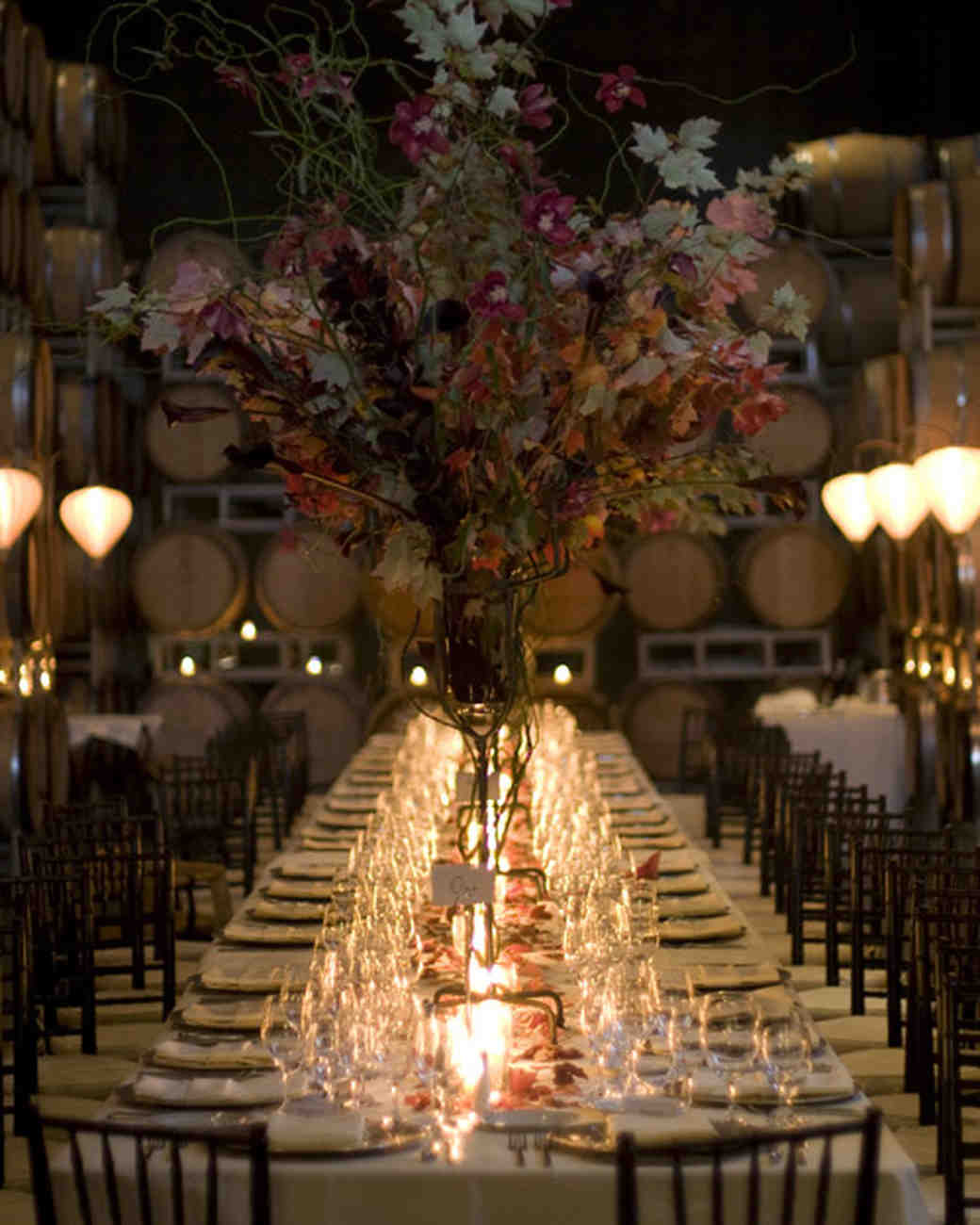 Fall Wedding Ideas Table Decorations: 58 Genius Fall Wedding Ideas