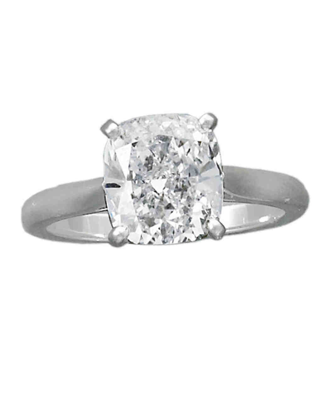 cushion cut - Wedding Ring Cuts