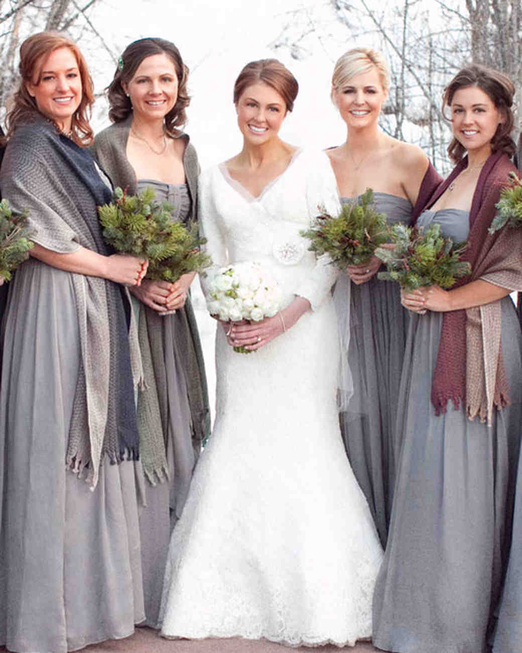A rustic winter destination wedding in colorado martha stewart a rustic winter destination wedding in colorado martha stewart weddings ombrellifo Image collections