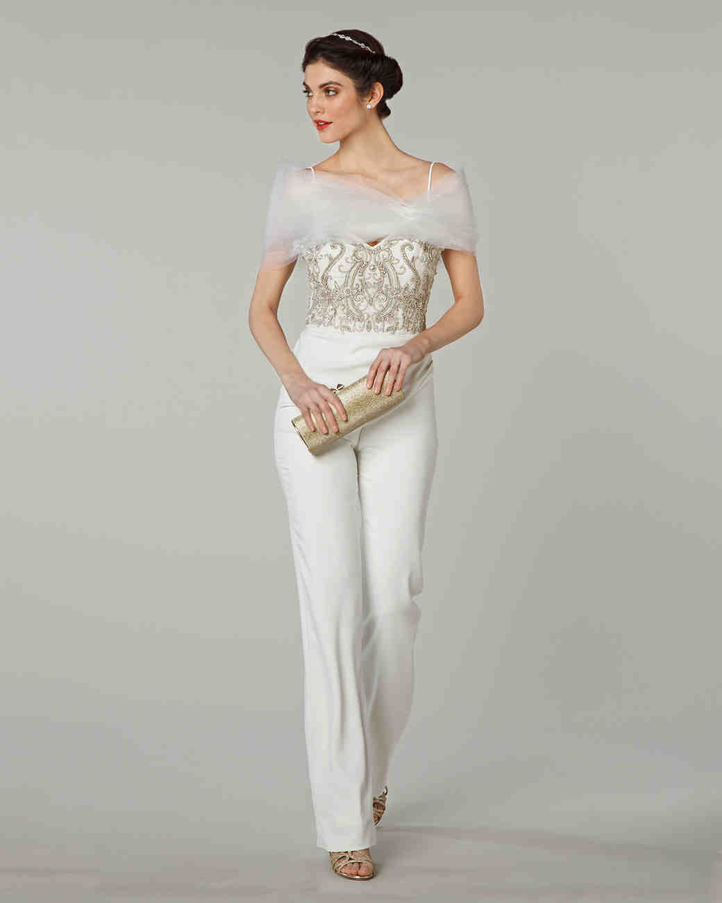 Spring 2016 Wedding Dress Trends | Martha Stewart Weddings