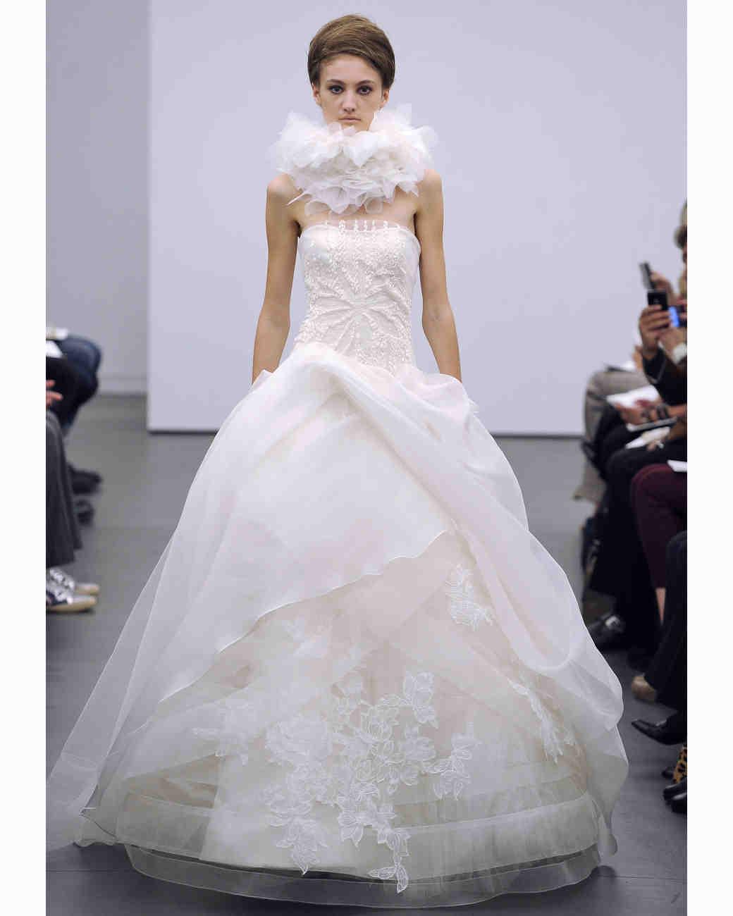 Fein Vera Wang Brautkleider Zeitgenössisch - Hochzeit Kleid Stile ...