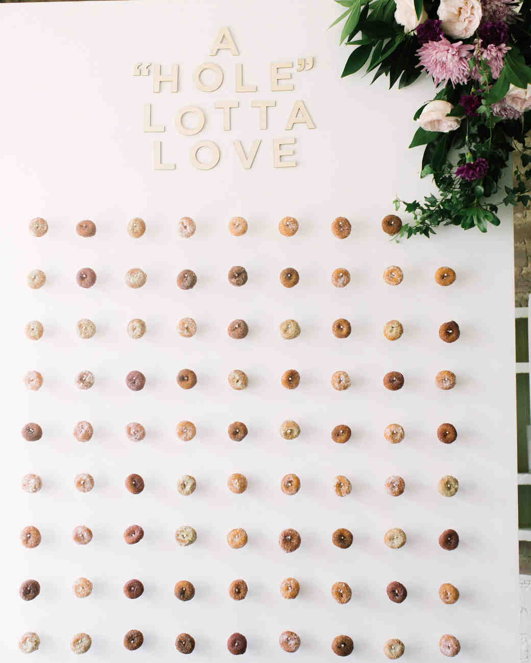 wedding donuts alea lovely