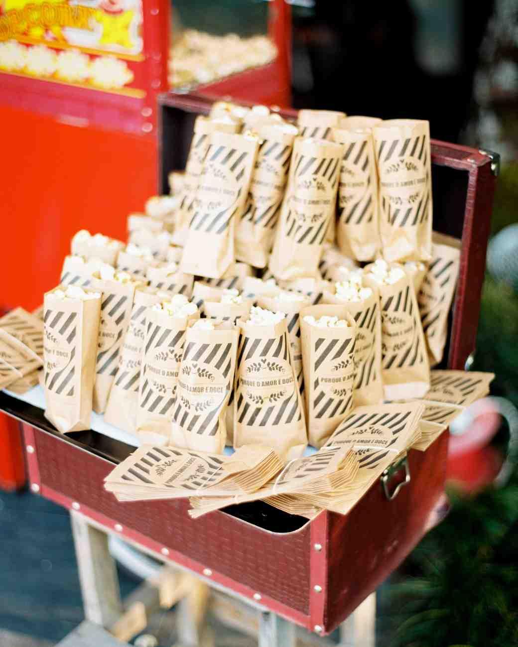 popcorn in baggies