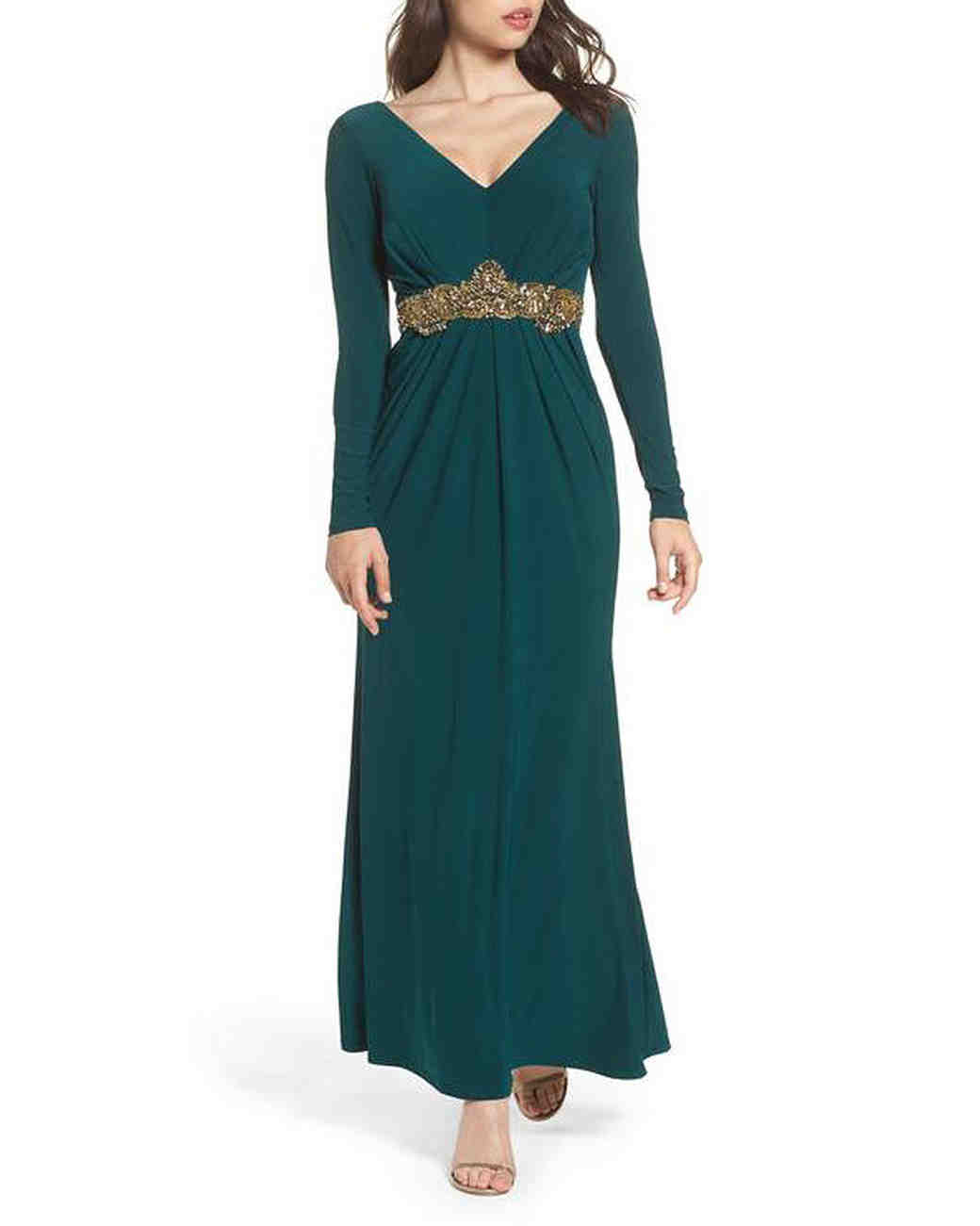 winter mother of the bride mob dresses eliza j