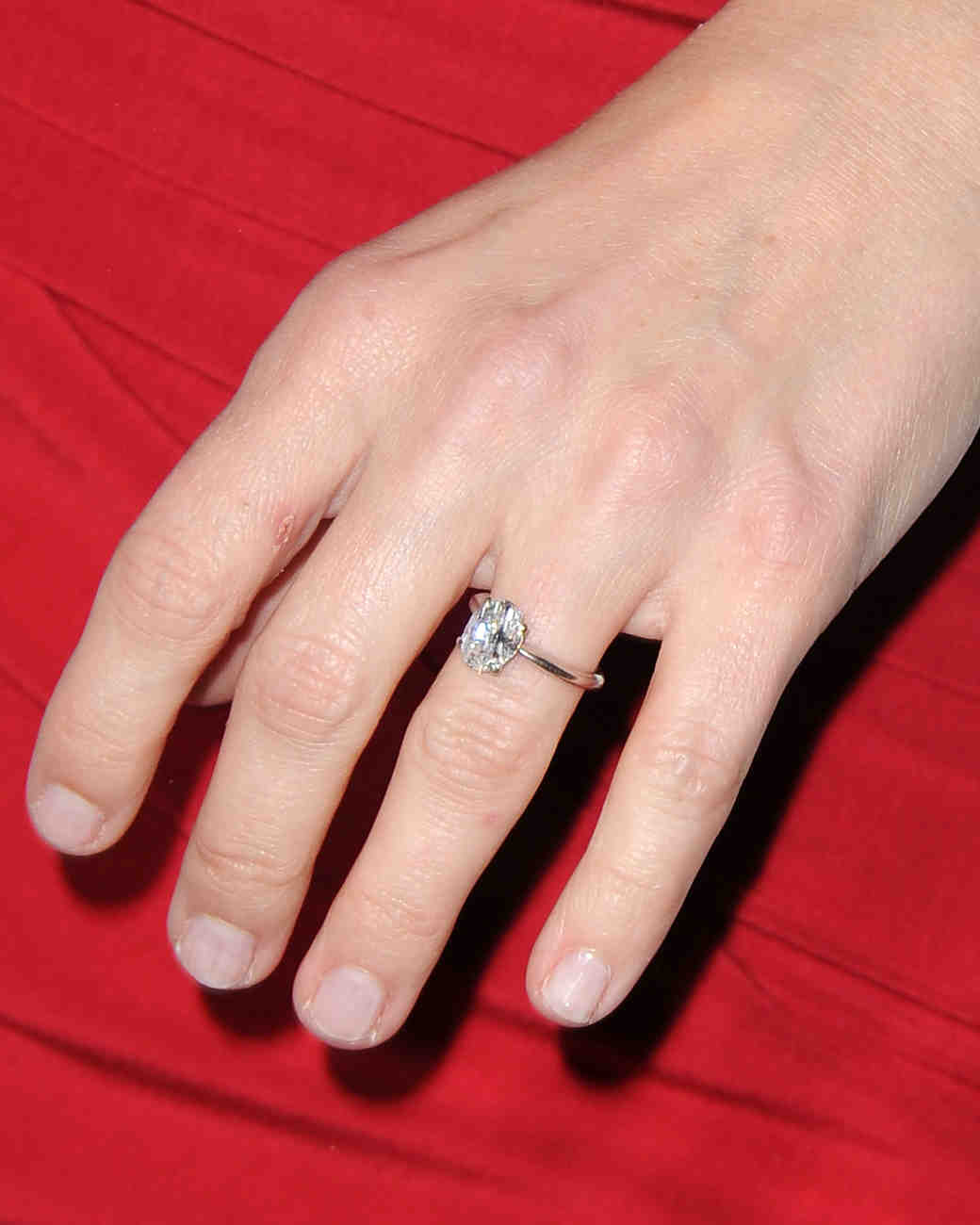 anna farris engagement ring