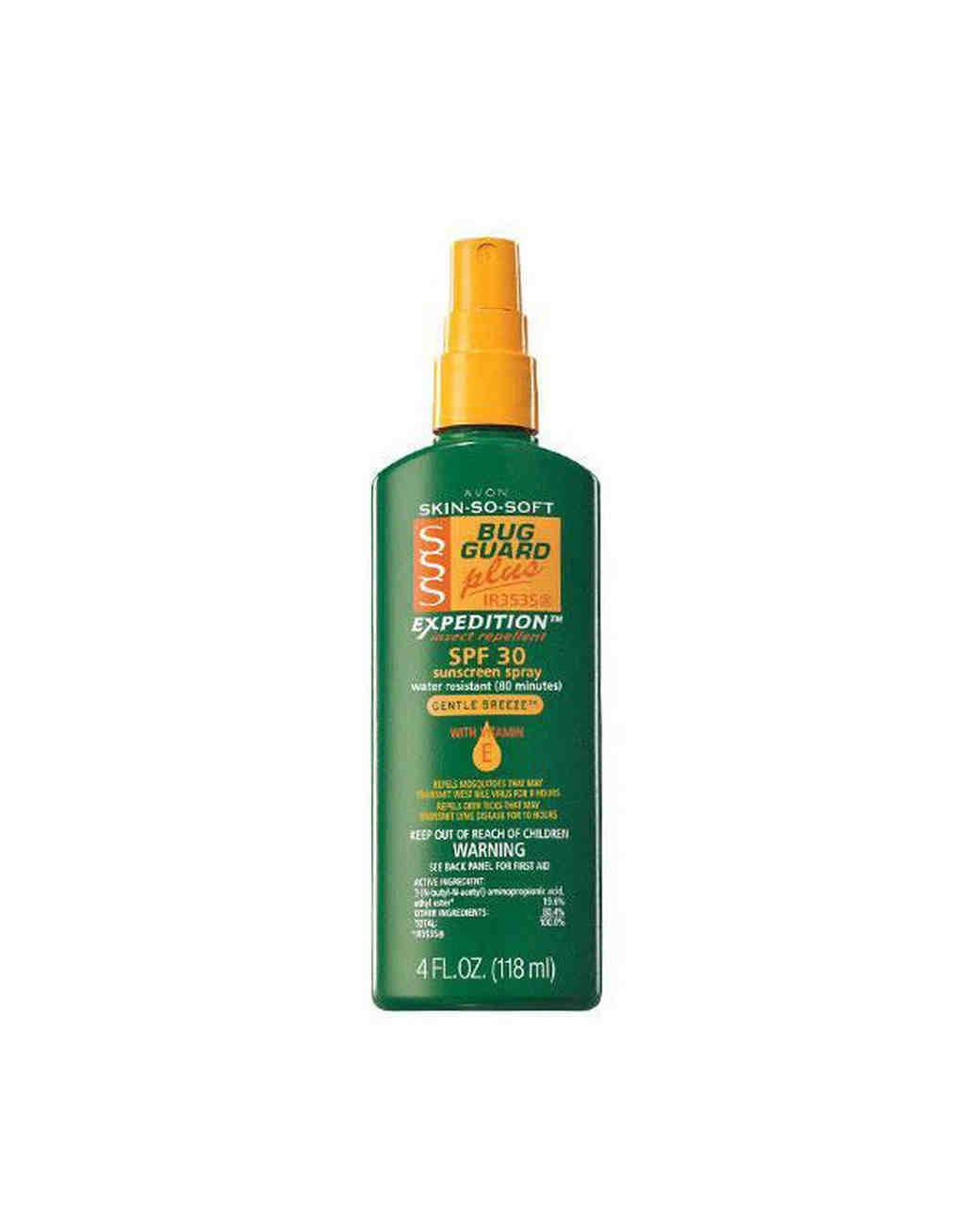 Avon Skin-So-Soft Bug Guard Plus SPF